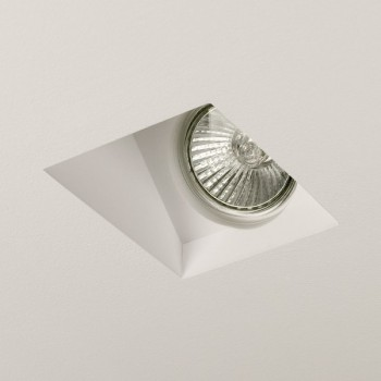 Astro Blanco 45 GU10 Plaster Downlight