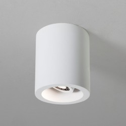 Astro Osca 140 Round Plaster Adjustable Downlight