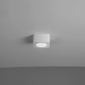 Astro Samos 3000K Square White LED Downlight