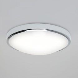 Astro Osaka Sensor Polished Chrome LED Ceiling Light with Motion Sensor