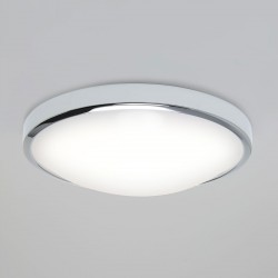 Astro Osaka 350 Polished Chrome LED Ceiling Light