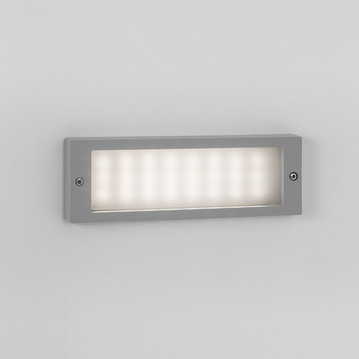 Astro brick outdoor led wall light at uk electrical supplies for Exterior led lights