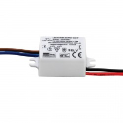 Astro 6008001 700mA 1 x 3W Non-Dimmable LED Driver