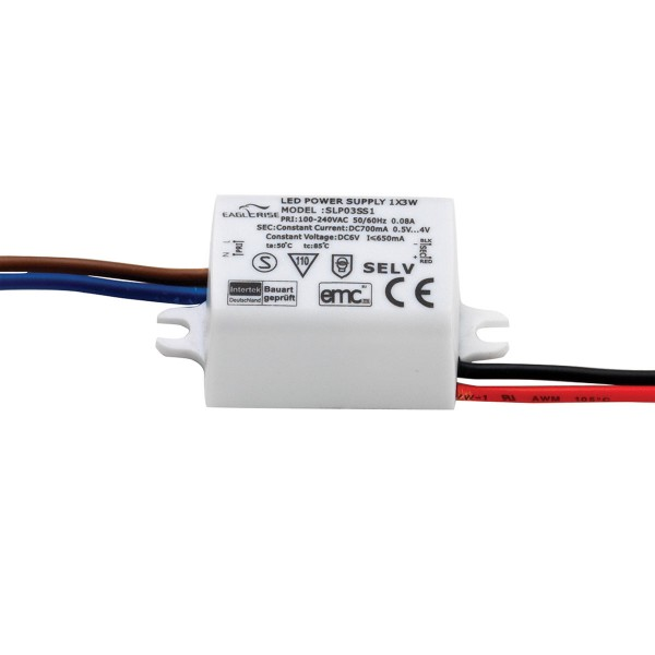 Astro 1271 700mA 1 x 3W Non-Dimmable LED Driver