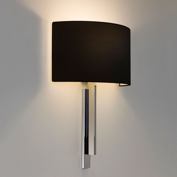 Astro tate polished chrome wall light at uk electrical supplies astro tate polished chrome wall light mozeypictures Image collections