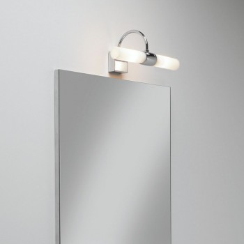 Astro Dayton Polished Chrome Bathroom Wall Light