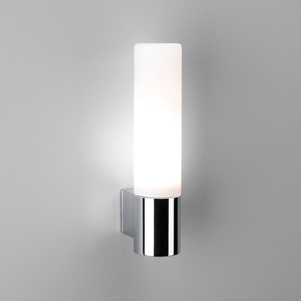 Astro Bari Polished Chrome Bathroom Wall Light At Uk Electrical Supplies