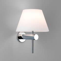 Astro Roma Polished Chrome Bathroom Wall Light