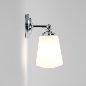 Astro Anton Polished Chrome Bathroom Wall Light