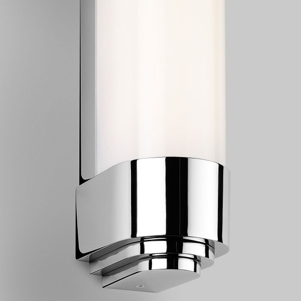 Astro belgravia 400 polished chrome bathroom wall light at uk astro belgravia 400 polished chrome bathroom wall light aloadofball Images