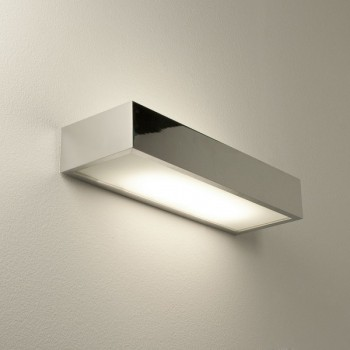 Astro Tallin 300 Polished Chrome Bathroom Wall Light