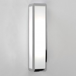 Astro Mashiko 360 Polished Chrome Bathroom Wall Light