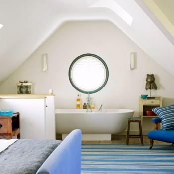 Astro Mashiko 360 Polished Chrome Bathroom Wall Light