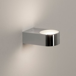 Astro Epsilon Polished Chrome Bathroom Wall Light