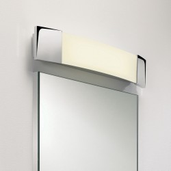 Astro Bow Plus Polished Chrome Wall Light