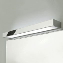 Astro Tallin 600 Polished Chrome Bathroom Wall Light