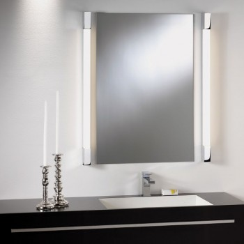 Astro Romano 900 Polished Chrome Bathroom Wall Light