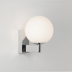 Astro Sagara Polished Chrome Bathroom Wall Light