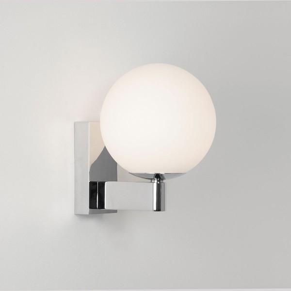 Astro sagara polished chrome bathroom wall light at uk electrical astro sagara polished chrome bathroom wall light aloadofball Images