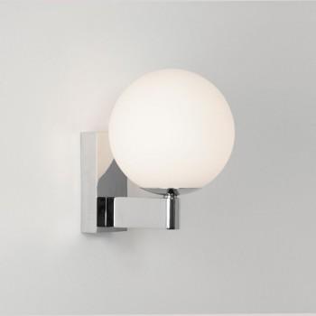 Astro Sagara Polished Chrome Bathroom Wall Light