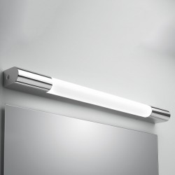 Astro Palermo 600 Polished Chrome Bathroom Wall Light with Pull Cord