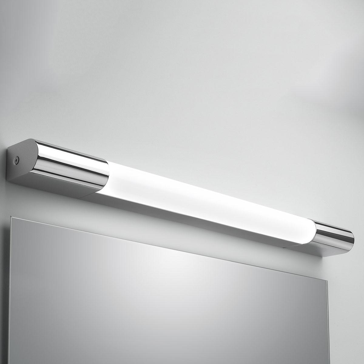 Astro palermo 600 polished chrome bathroom wall light with pull cord astro palermo 600 polished chrome bathroom wall light with pull cord mozeypictures Gallery