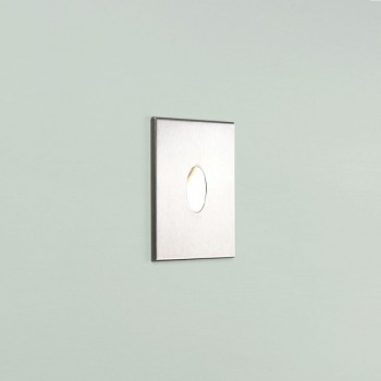 Astro Tango 3000K Brushed Stainless Steel Bathroom LED Wall Light