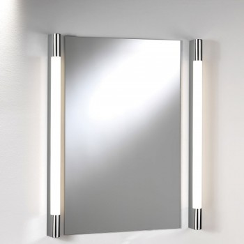 Astro Palermo 900 High Output Polished Chrome Bathroom Wall Light