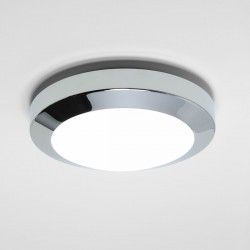 Astro Dakota 180 Polished Chrome Bathroom Wall Light