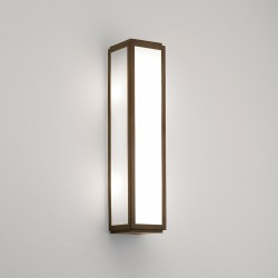 Astro Mashiko Classic 360 Bronze Bathroom Wall Light