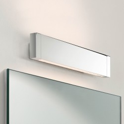 Astro Bergamo 300 Polished Chrome Bathroom LED Wall Light
