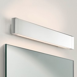 Astro Bergamo 600 Polished Chrome Bathroom LED Wall Light
