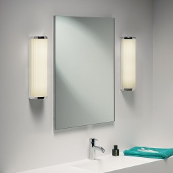 Astro Monza Plus 400 Polished Chrome Bathroom Wall Light