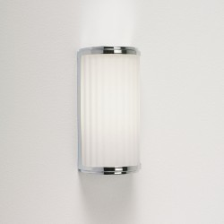 Astro Monza Classic 250 Polished Chrome Bathroom Wall Light