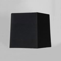 Astro Azumi/Lambro Square Black Fabric Shade