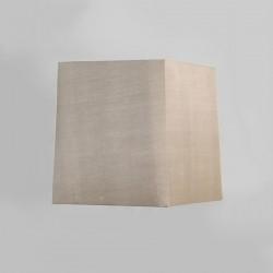Astro Azumi/Lambro Square Oyster Fabric Shade