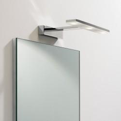 Astro Zip Polished Chrome Bathroom LED Wall Light