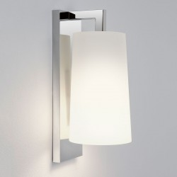 Astro Lago 280 Polished Chrome Bathroom Wall Light