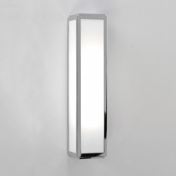Astro Mashiko 360 Polished Chrome Bathroom LED Wall Light