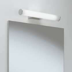 Astro Dio Polished Chrome Bathroom LED Wall Light