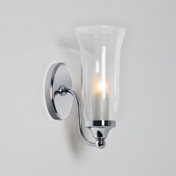 Astro Biarritz Polished Chrome Bathroom Wall Light