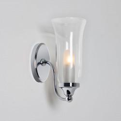 Astro Biarritz Polished Chrome Bathroom Wall Light