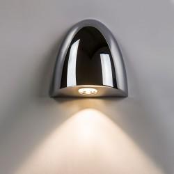 Astro Orpheus Polished Chrome Bathroom LED Wall Light