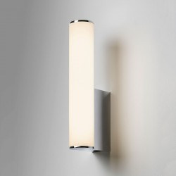 Astro Domino Polished Chrome Bathroom LED Wall Light