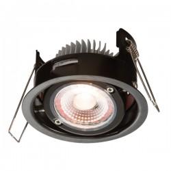 Knightsbridge ProKnight 8W Warm White Dimmable Tilt LED Downlight