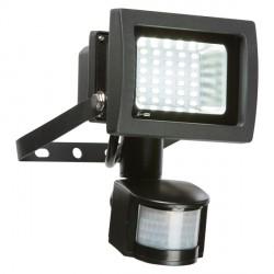 Knightsbridge 15W 6000K Adjustable LED Security Floodlight with PIR Sensor