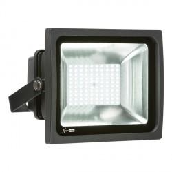 Knightsbridge 50W 6000K Adjustable LED Floodlight