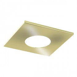 Collingwood Lighting SQB360PG H2 Pro Square Polished Gold Bezel