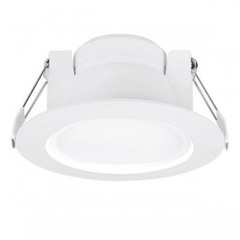 Enlite Uni-Fit 10W Warm White Non-Dimmable Fixed LED Downlight