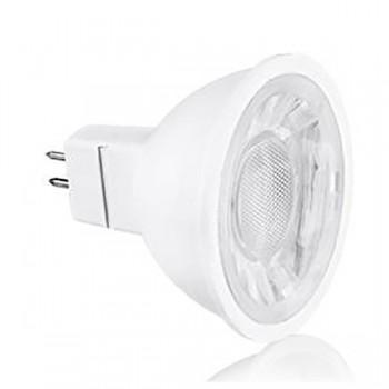 Aurora Lighting ICE 5W 3000K Non-Dimmable MR16 LED Spotlight with 60° Beam Angle